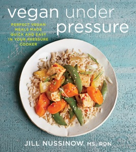Vegan Under Pressure - Cover