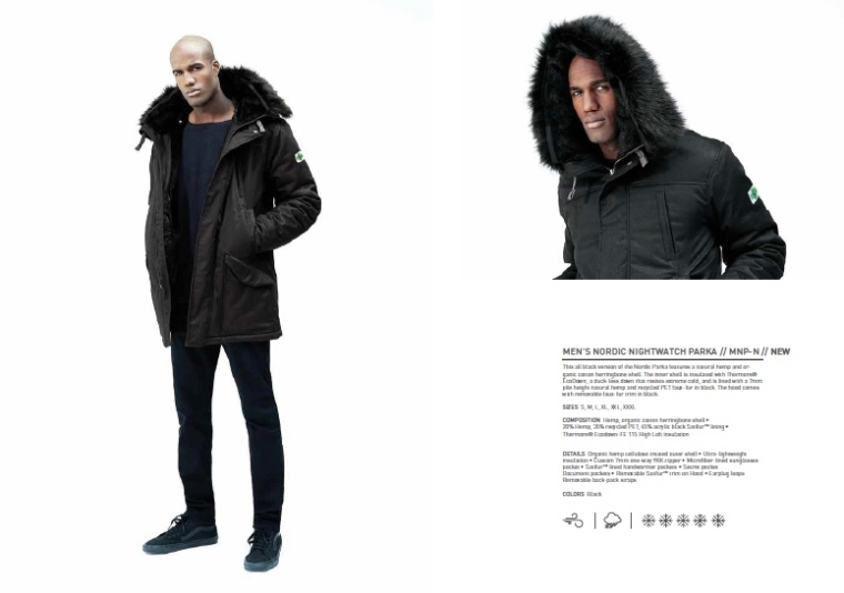 Hoodlab Catalog Men's