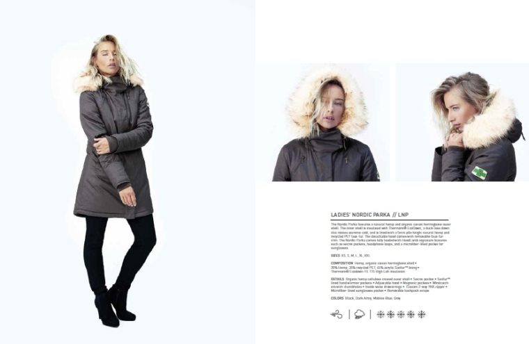 Hoodlab Catalog Women's