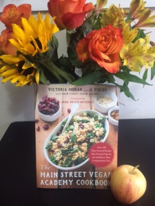 Main Street Vegan Book!