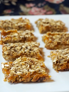 Four-Ingredient Apricot Bars 4