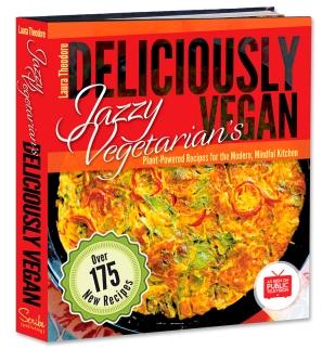 Jazzy Vegetarian's Delicioulsy Vegan 3D