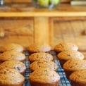 Lemony Maple-Cranberry Muffins 3