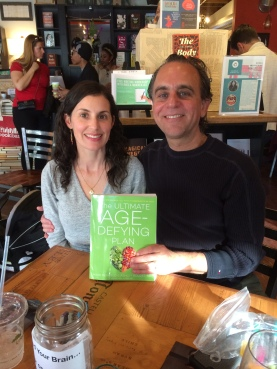 Mark and Ashley, the Authors