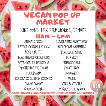 Vegan Pop Up Market1
