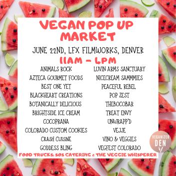 Vegan Pop Up Market1