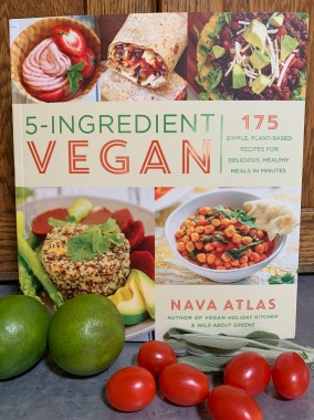 5 Ingredient Vegan by Nava Atlas 2